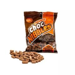 Choc Nibbles Orange 125g