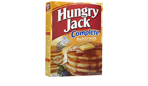 Hj Pancake & Waffle Mix Buttermilk 907g