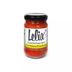 Lelia Roasted Red Pepper Spread Mild Flavor 200g