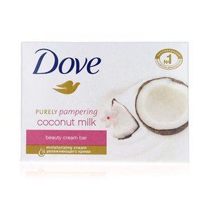Dove Beauty Soap Coconut Milk 12x100g