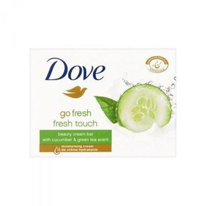 Dove Beauty Soap Cucumber 12x100g