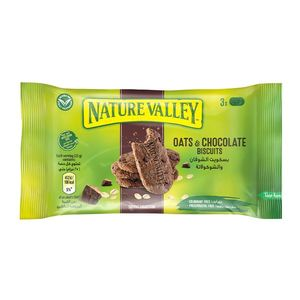 Nature Valley Biscuit Oats & Chocolate 16x25g