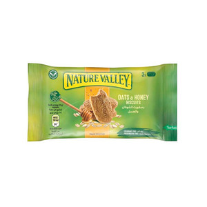 Nature Valley Biscuit Oats & Honey 16x25g