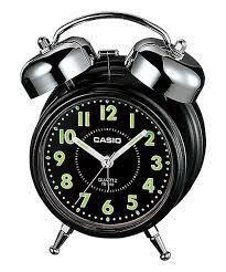 Casio Alarm Clock 1pc
