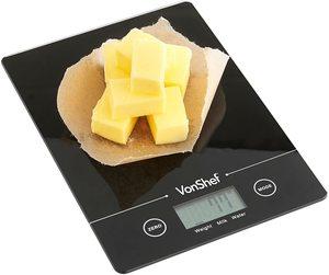 Vonshef Kitchen Platform Scale 1pc