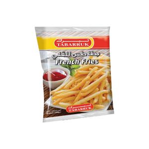 Al Kabeer Tabaruk French Fries 2.5kg