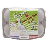 Tregor Duck Eggs 6s