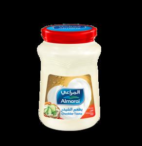 Almarai Jar Cheese Reduced Fat 500g