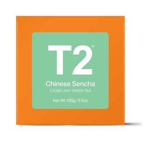 T2 Chinese Sencha Box 100g