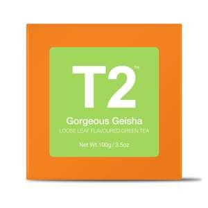 T2 Gorgeous Geisha Box 100g