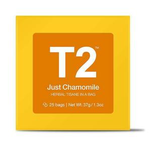 T2 Just Chamomile Box 50g