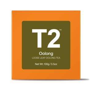 T2 Oolong Box 100g