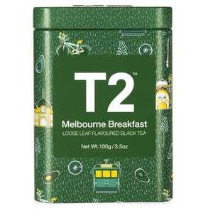 T2 Melbourne Breakfast T2 Icon Tin 100g