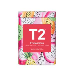 T2 Fruitalicious T2 Icon Tin 100g