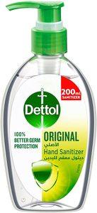 Dettol Hand Sanitizer 2x200ml