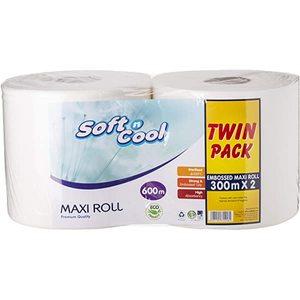 Cool & Cool Maxi Roll 2x222ml
