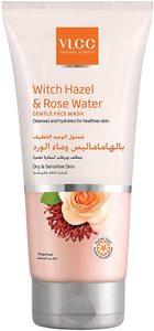 Witch Hazel & Rose Water Gentle Face Wash 150ml