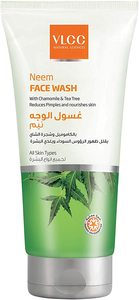 Neem Face Wash With Camomile And Tea Tree 150ml