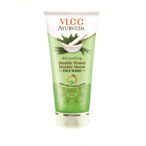 Unisex Double Power Double Neem Skin Purifying Face Wash 150ml