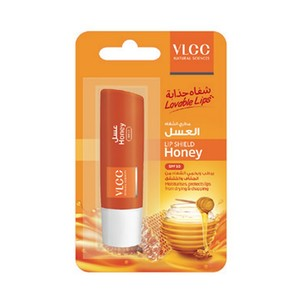 Lip Shield Honey + Spf 10 4.5g