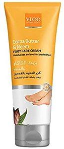 Cocoa Butter & Neem Foot Care Cream Unisex 100ml