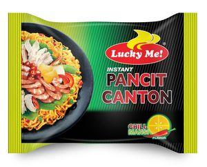 Lucky Me Pancit Canton Chilimansi 2x6pcs