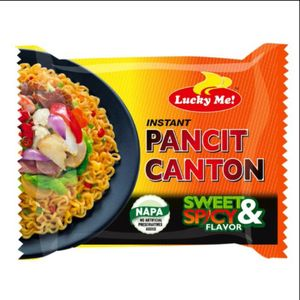 Lucky Me Pancit Canton Sweet & Spicy 2x6pcs