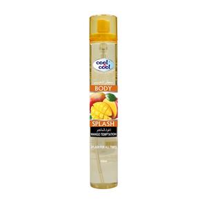 Cool & Cool Body Splash Mango Temtation 160ml
