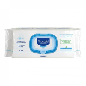 Mustela Cleansing Wipes 1pc