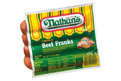 Nathan's Beef Frank 320g