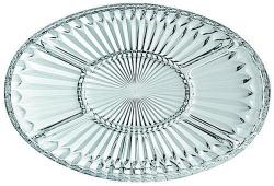 Dimlaj Glass Tray 40*25*4.5 1pc