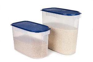 Vague Rice Container 6 Liters 1set