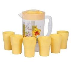 Vague Acrylic 2.3L-6 Cups 1set