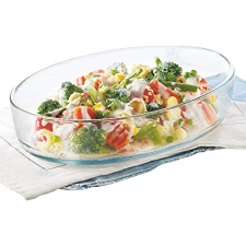 Taliona Oval Glass Bakeware 1.6L 1pc