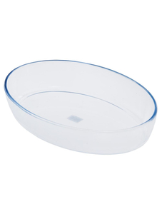 Taliona Oval Glass Bakeware 3L 1pc