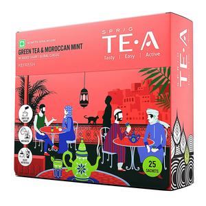 Sprig Green Tea Moroccan Mint 1pc