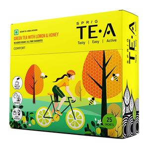Sprig Green Tea Lemon Honey 1pc