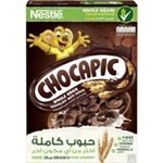 Nestle Chocapic Made With Whole Grain Bear-Shaped Cereal With Delicious Chocolate Flavour 345g