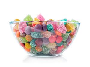 Al Hoora Candy Bowl 1pc