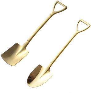 Vague Gold Shovel 26 Cm 1pc