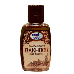 Cool & Cool Hand Sanitizer Bakhoor 100ml