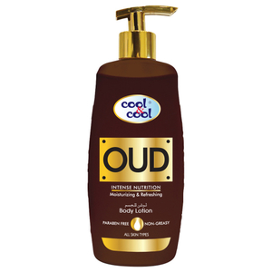 Cool & Cool Oud Body Lotion 500ml