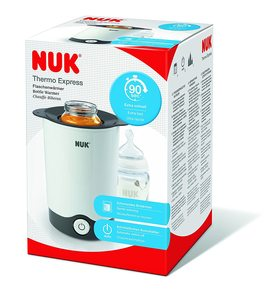 Nuk Thermo Express Bottle Warmer 1pc