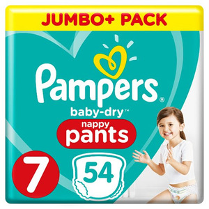 Pampers Jumbo S7 1pack