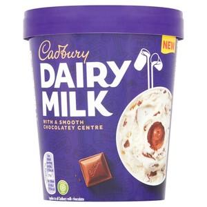 Cadbury Dairy Milk Core Ice Cream 480ml