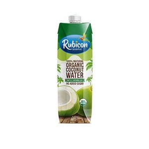 Rubicon 100% Natural Org. Coconut Water 1L