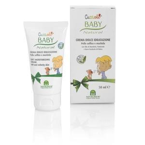 Cucciolo Natural Baby Soft Moisturizing Cream 50ml