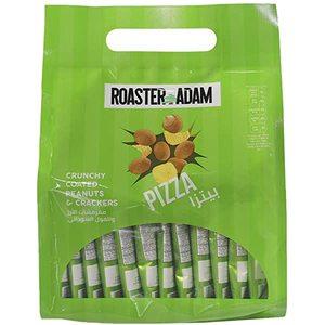 Roaster Adams Crunchy Coated Peanut & Crackers Pizza 12x13g