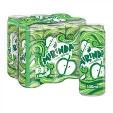 Mirinda Green Apple Soft Drink 6x330ml