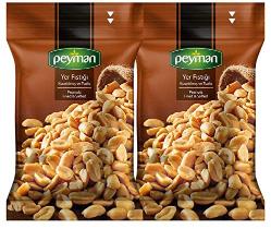 Peyman Fried & Salted Peanuts 80g